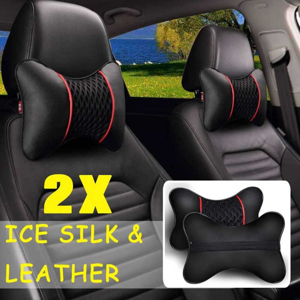 car cushion with headrest