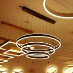 Chandelier ceiling lamp trends