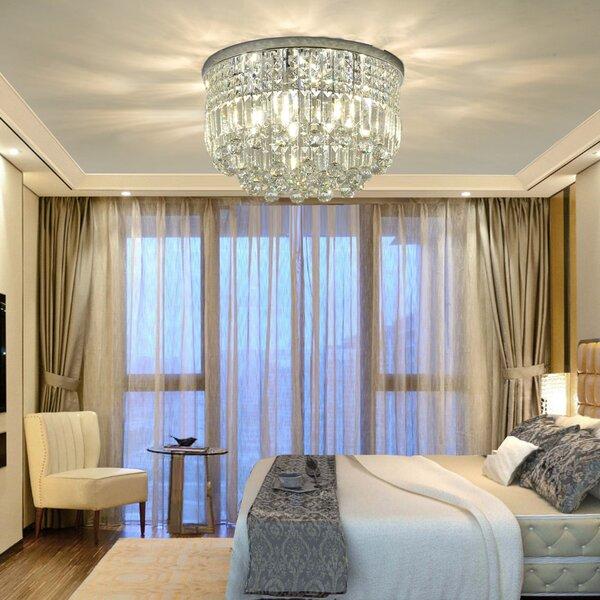 Chandelier for the bedroom