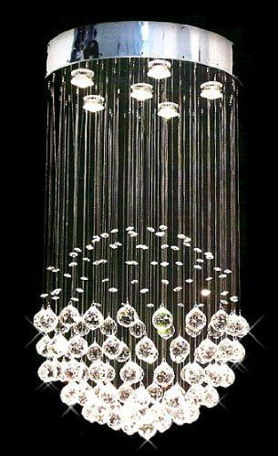Chandeliers the perfect lighting for home