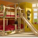 Children  bunk bedS