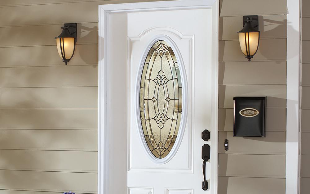Choose exterior wall lamp