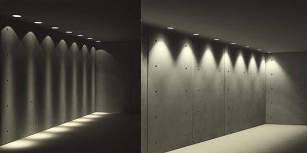 Choose the right spot lighting