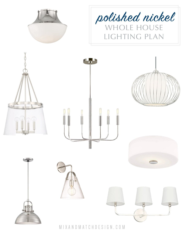 Choosing a chandelier for light fixtures