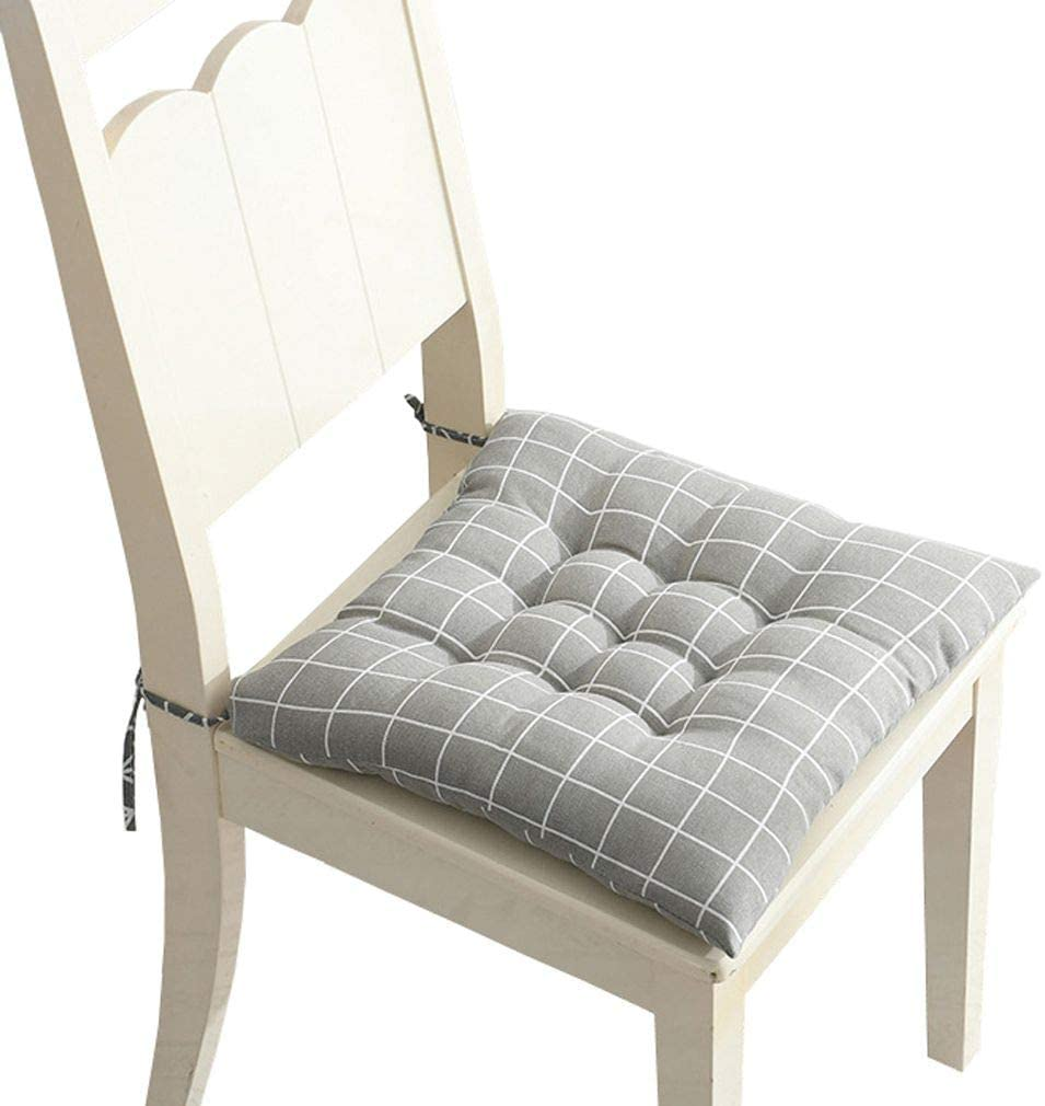 Comfortable pillows with dining chairs