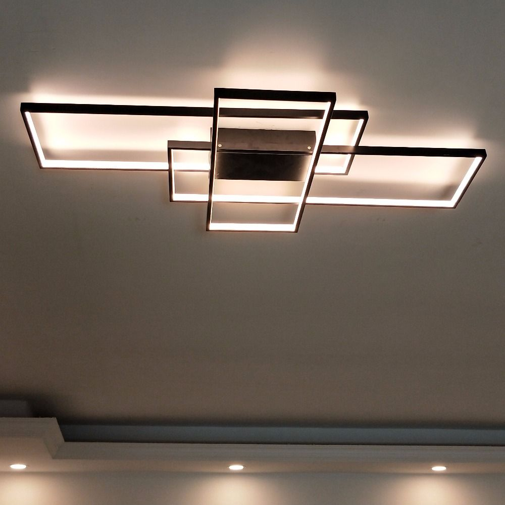 Contemporary ceiling lamps