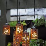 creative ideas for outdoor fixtures