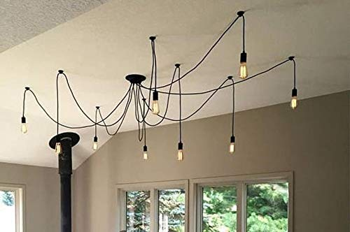 Decorative lighting fixtures