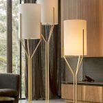 Design floor lamps