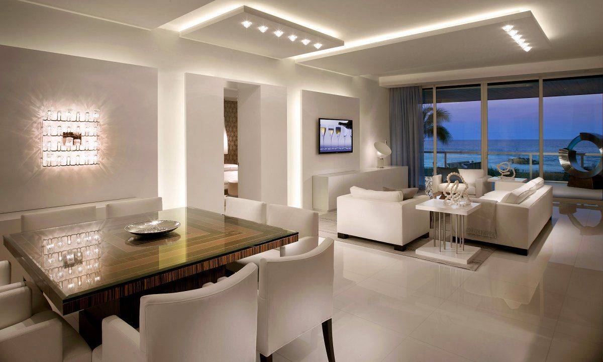 Design the lighting for the house