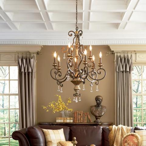 Different chandelier designs