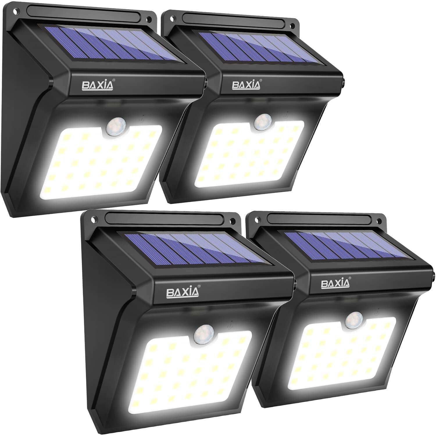 Different types of led outside safety lights