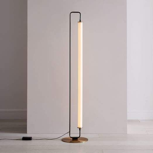 Dimmable floor lamp: a rare and beautiful floor lamp