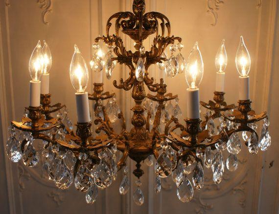 Fantastic looking chandeliers