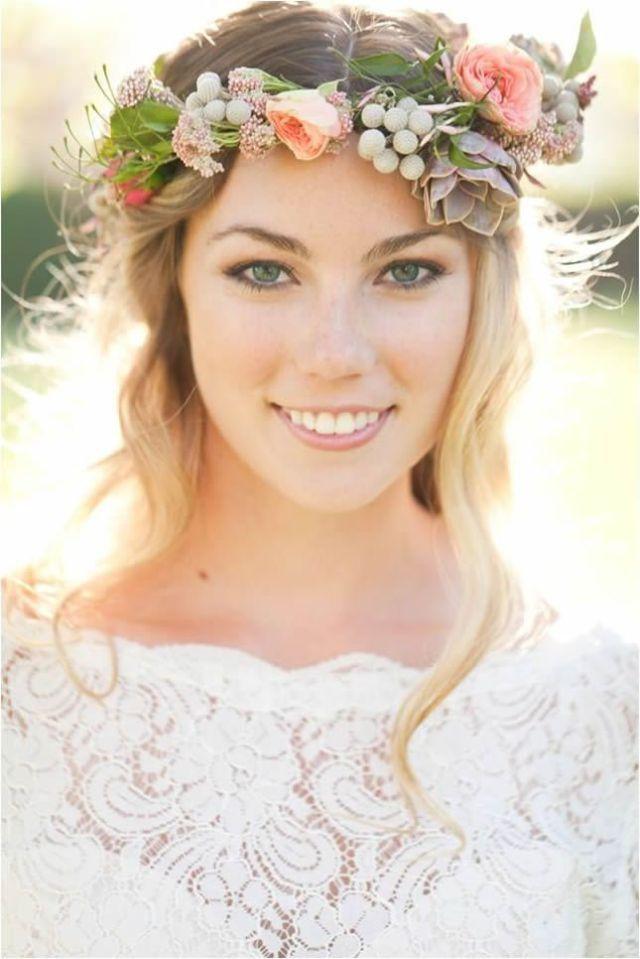 Flower crown ideas