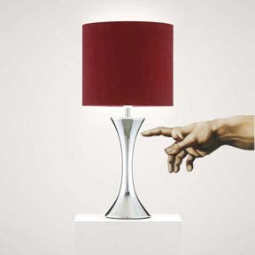 Get to know your luminaires while involving touch-activated lamp