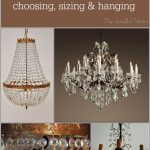 Guidelines for choosing chandeliers