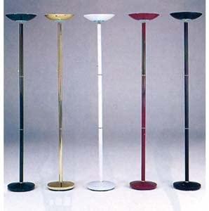 Halogen floor lamps