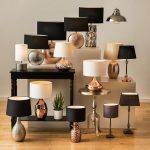 lamps table decor