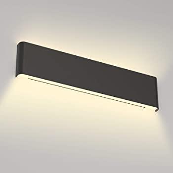 Horizontal lighting fixtures for home