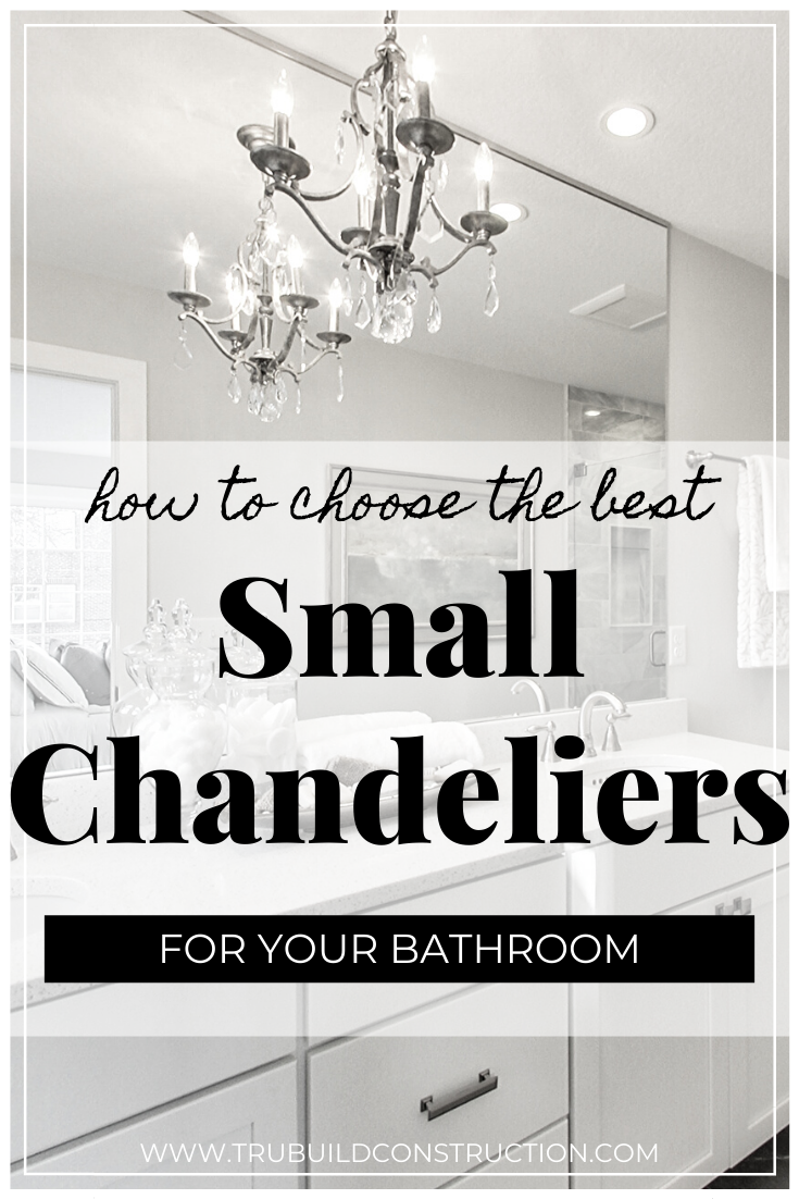 How to choose a small chandelier