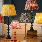 How to choose the right style for large lampshades