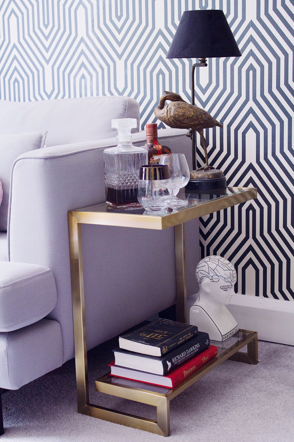 How to design your side table
