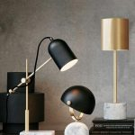 interior amazing with table lamps