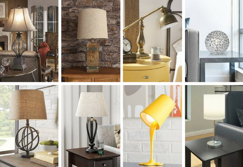 lamp table ideas types