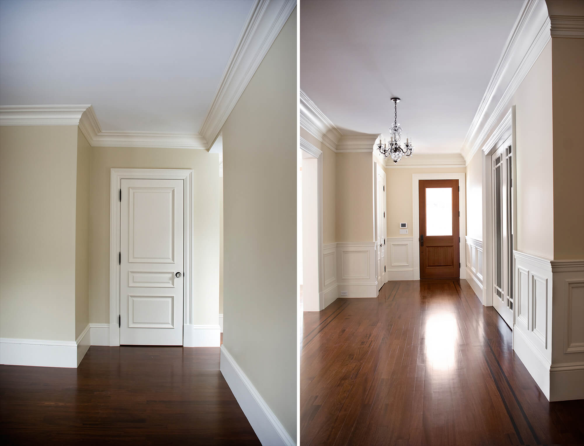 Large foyer crown types