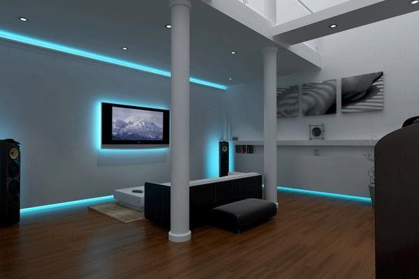 LED lighting design ideas