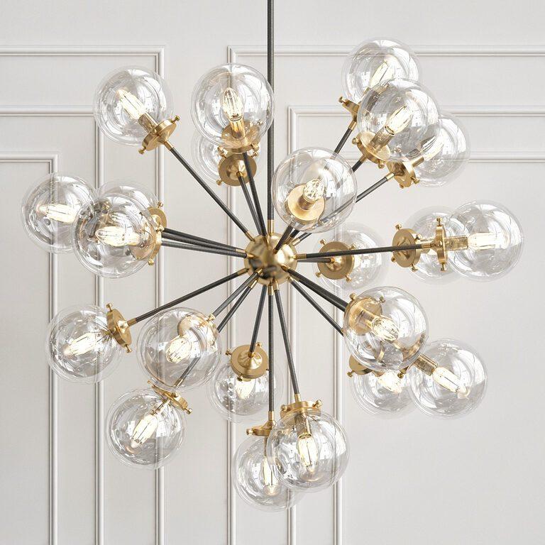 light chandelier models