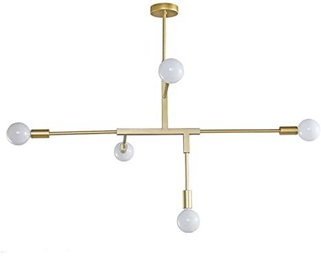 Light source modern chandelier