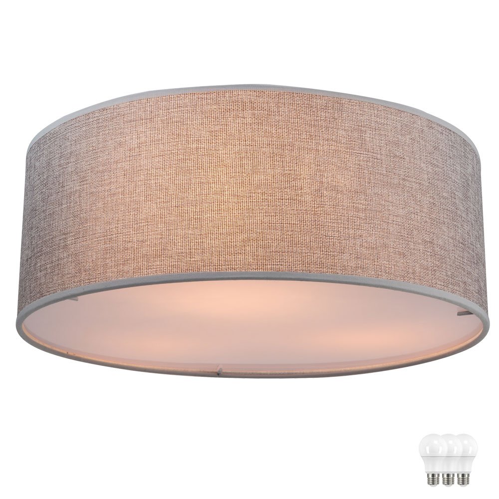 Light up your living spaces with lampshades for lamps