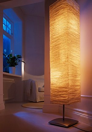 Lighting and lamp