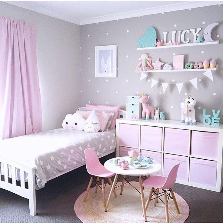 little girl bedroom design ideas