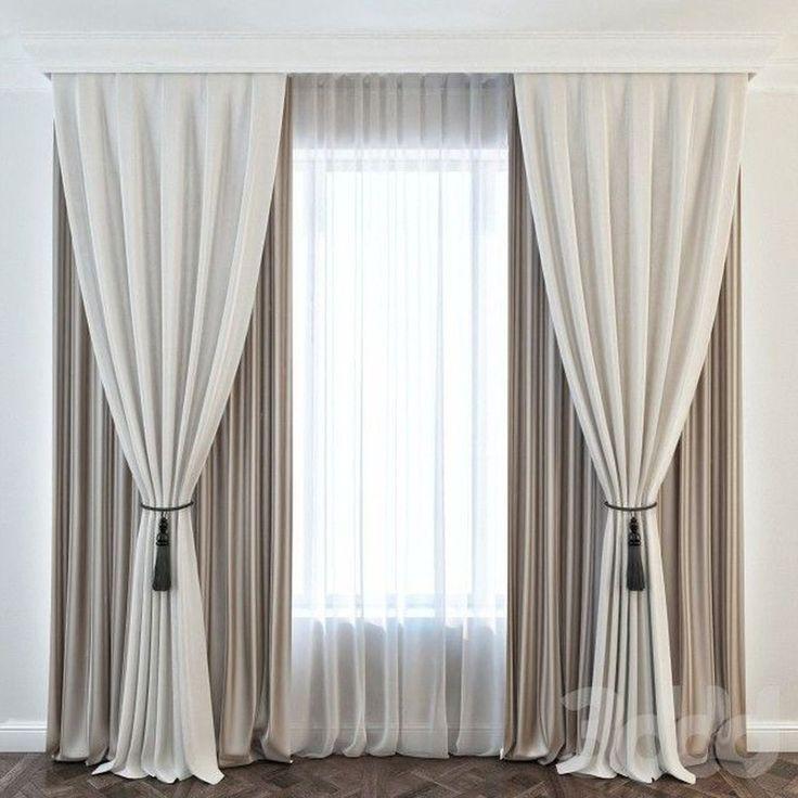 Modern best curtain fabrics 2019