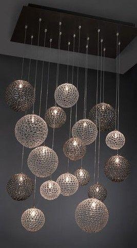 Modern chandeliers design ideas