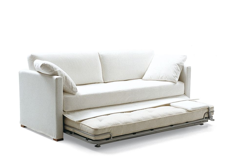 Modern contemporary sofa bed pull-out bed