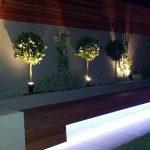 Modern ideas for outdoor lighting
