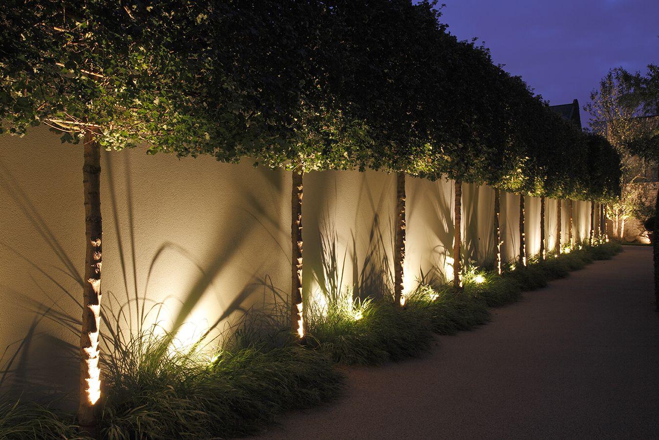 Outdoor lighting ideas for garden