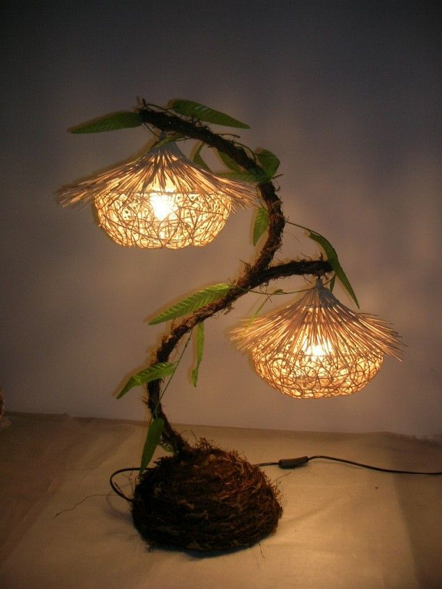 Picture lamp ideas