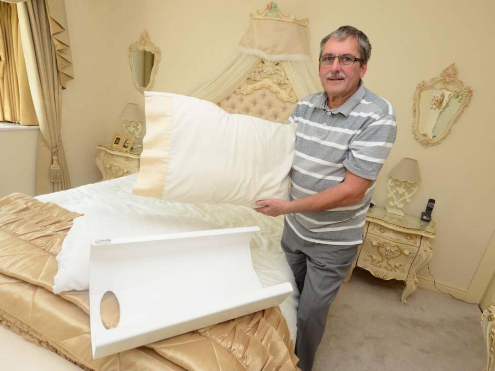 Pillowcase invention