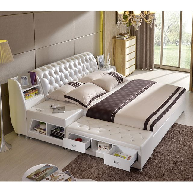 Pneumatic bed ideas