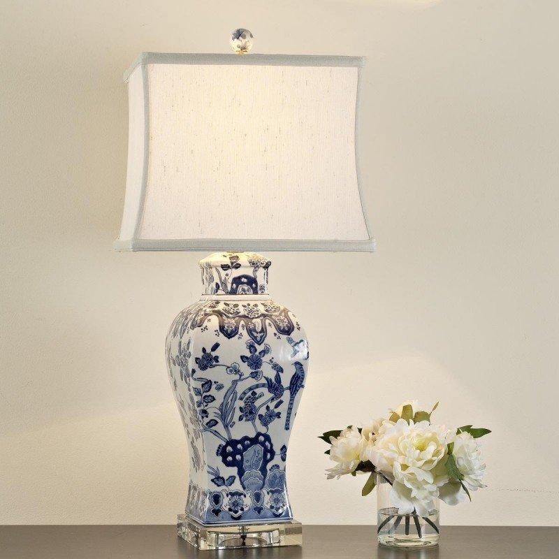 porcelain lamps ideas
