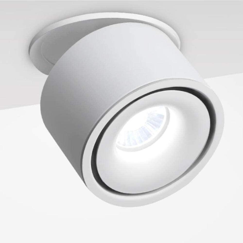 Recessed indoor lighting