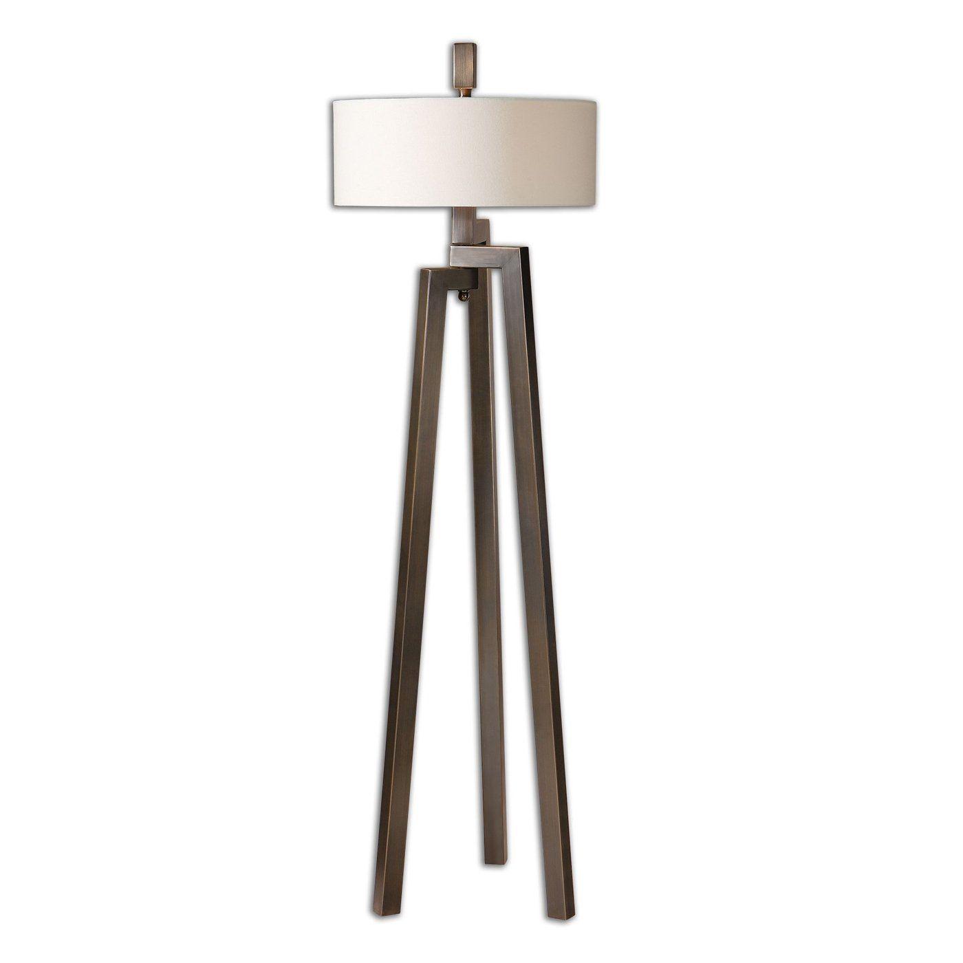 Rewards of an iron floor lamp