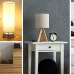 Side table lamps for bedrooms