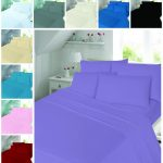 small double bed sheets cotton
