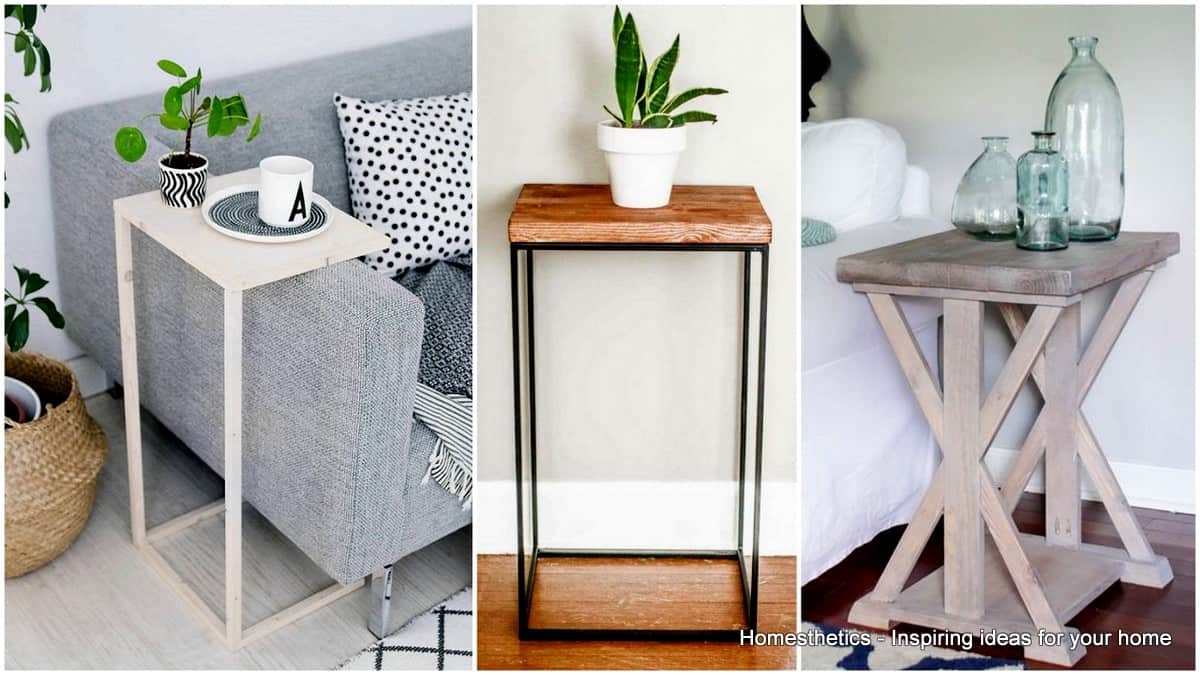 Small lamp tables ideas